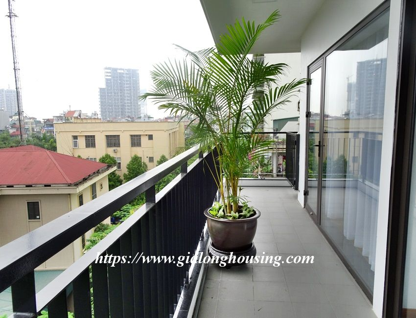Two bedroom brand new apartment in Trinh Cong Son for rent 16