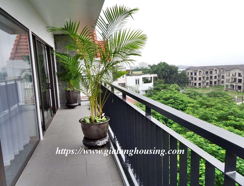 Two bedroom brand new apartment in Trinh Cong Son for rent 17