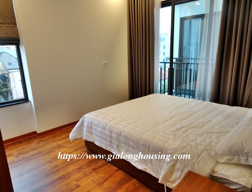 Two bedroom brand new apartment in Trinh Cong Son for rent 2