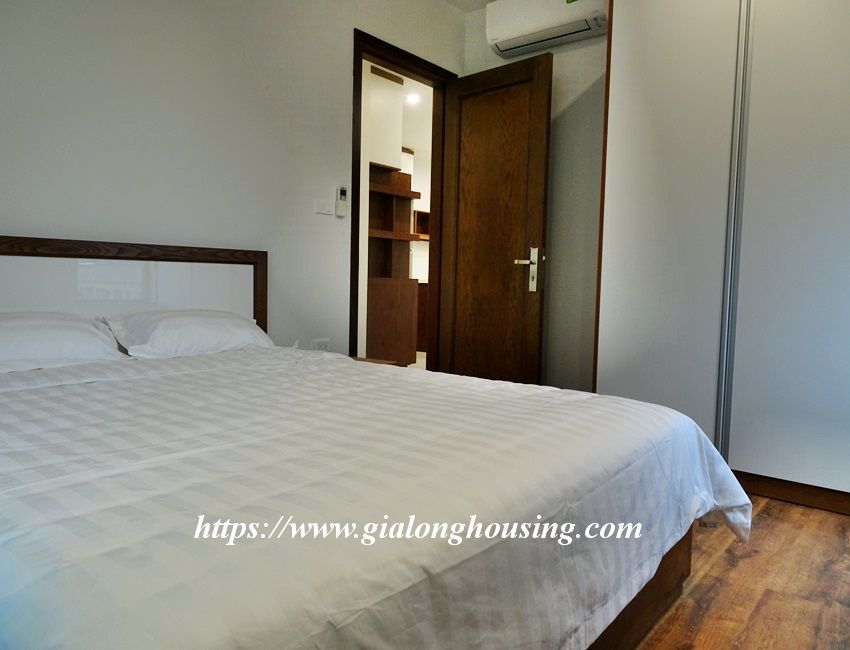 Two bedroom brand new apartment in Trinh Cong Son for rent 3