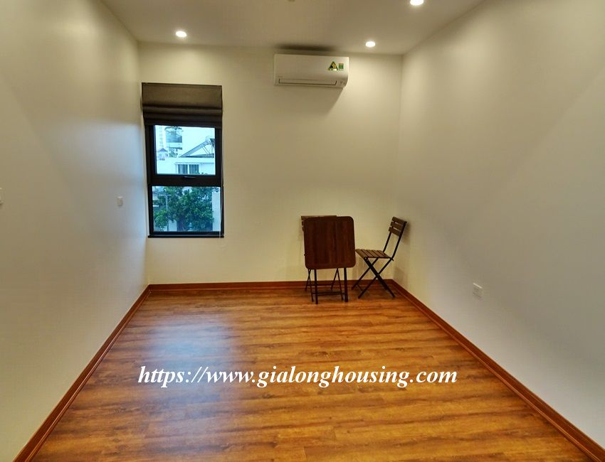 Two bedroom brand new apartment in Trinh Cong Son for rent 6