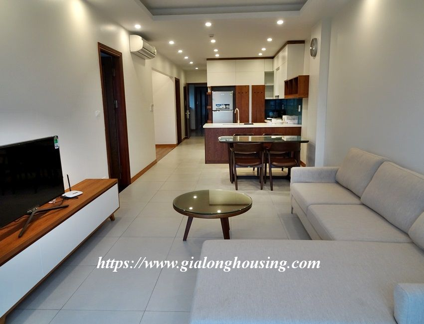 Two bedroom brand new apartment in Trinh Cong Son for rent 9