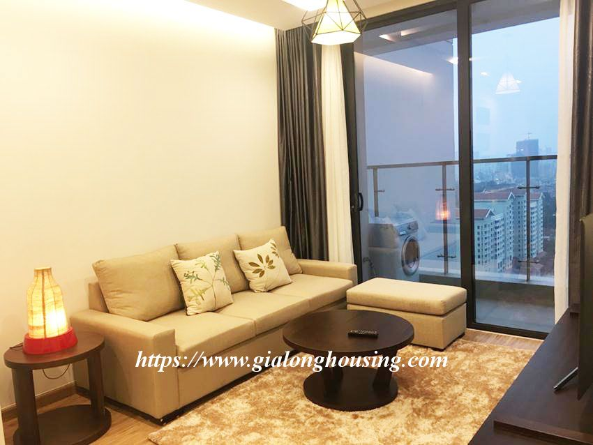Vinhomes Metropolis brand new one bedroom apartment for rent 2