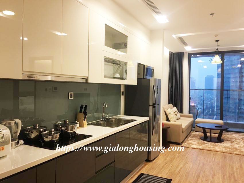 Vinhomes Metropolis brand new one bedroom apartment for rent 6