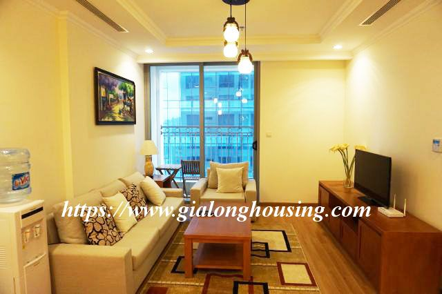 2 bedroom apartment in 20th floor of Vinhomes Nguyen Chi Thanh 1