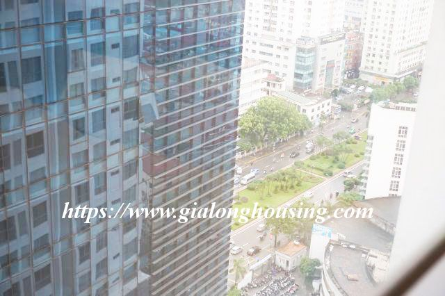 2 bedroom apartment in 20th floor of Vinhomes Nguyen Chi Thanh 13