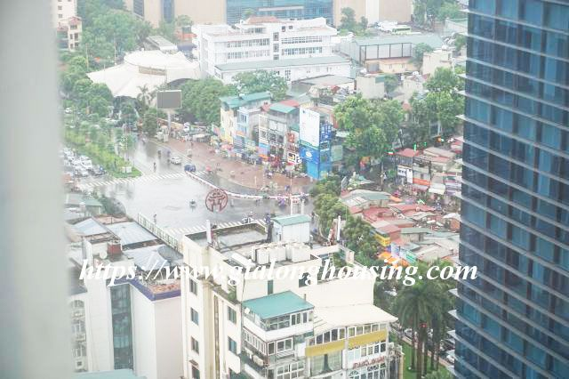 2 bedroom apartment in 20th floor of Vinhomes Nguyen Chi Thanh 14