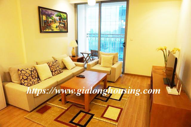 2 bedroom apartment in 20th floor of Vinhomes Nguyen Chi Thanh 2