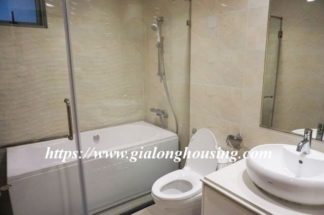2 bedroom apartment in 20th floor of Vinhomes Nguyen Chi Thanh 8