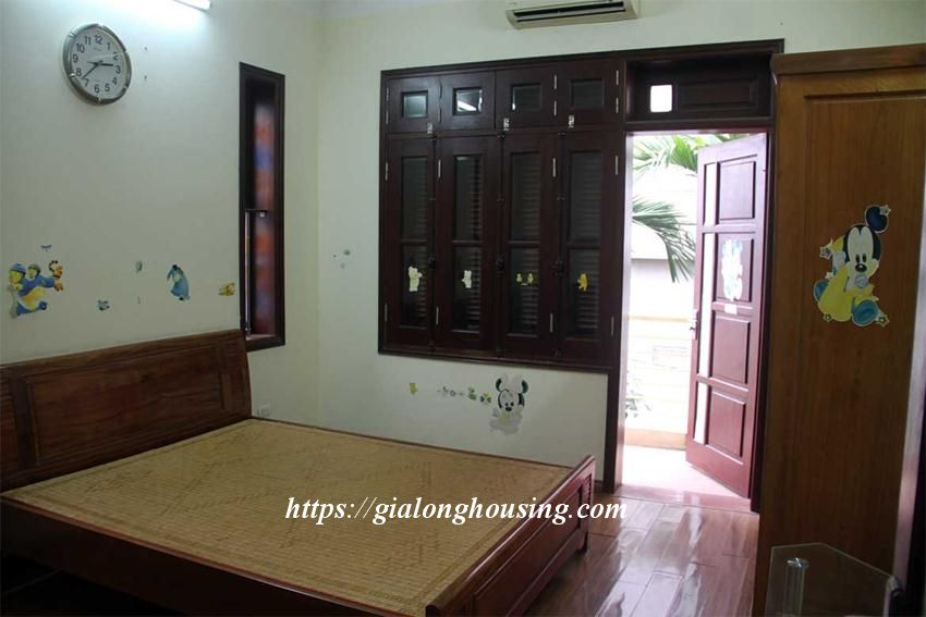 Fully furnished house in Trich Sai, next to West lake 10