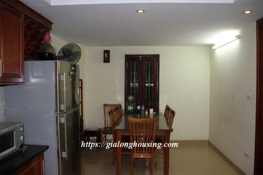 Fully furnished house in Trich Sai, next to West lake 6