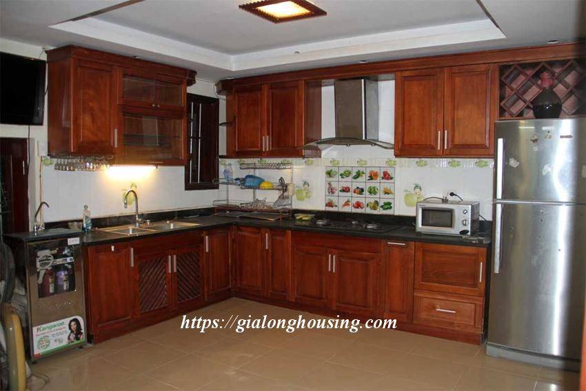 Fully furnished house in Trich Sai, next to West lake 7