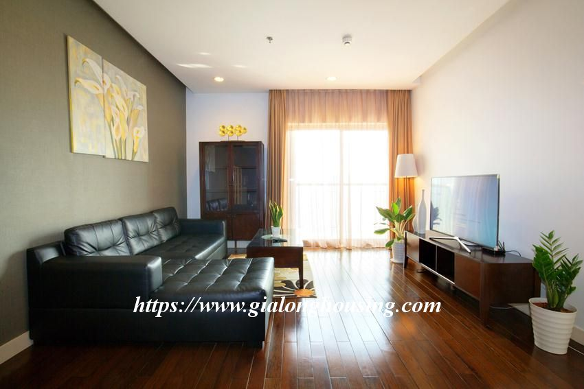 2 bedroom furnished apartment in Lancaster Nui Truc 1