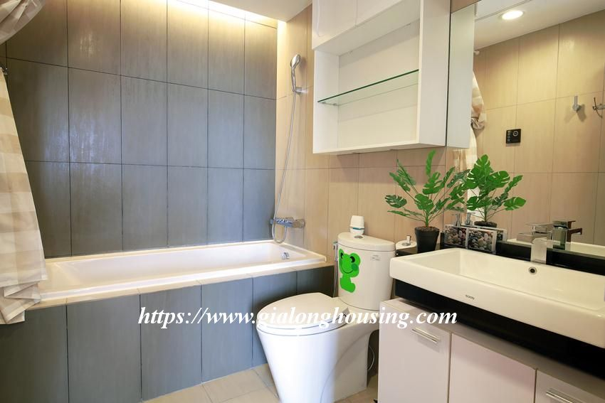 2 bedroom furnished apartment in Lancaster Nui Truc 13