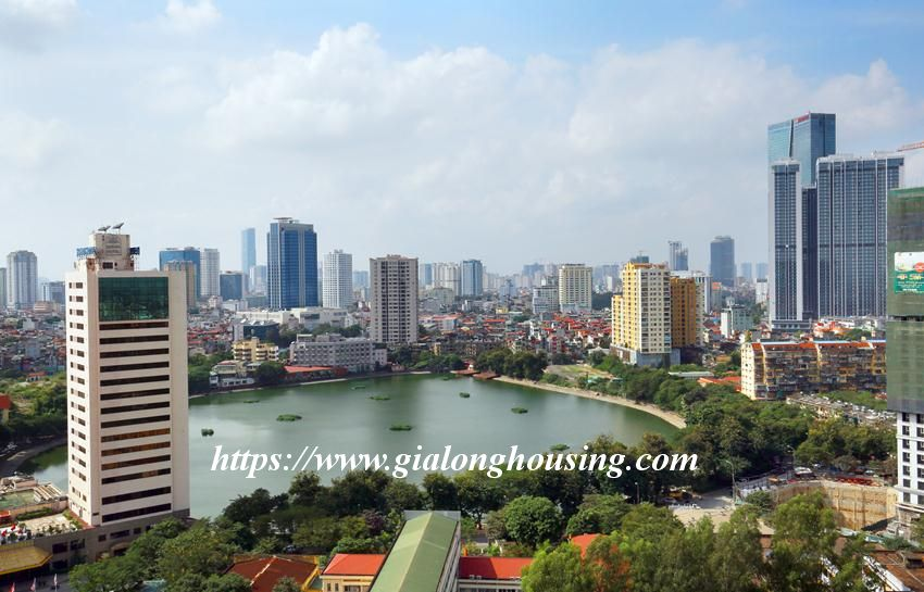 2 bedroom furnished apartment in Lancaster Nui Truc 2