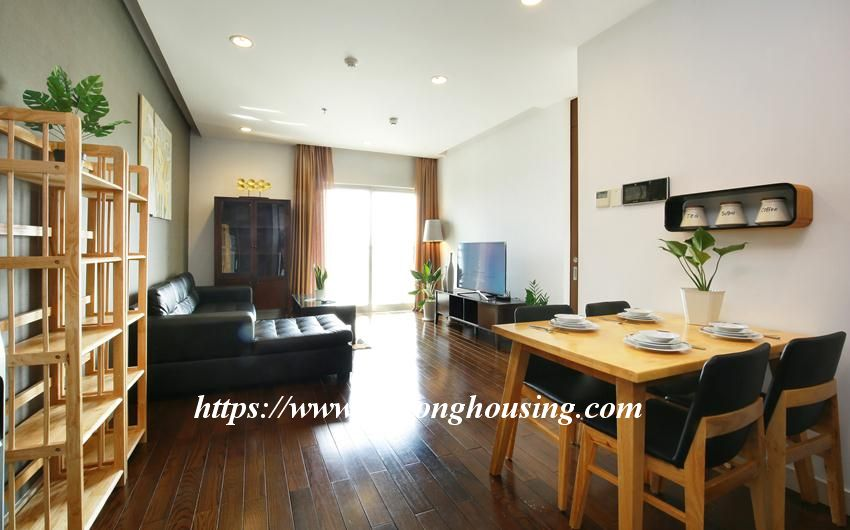 2 bedroom furnished apartment in Lancaster Nui Truc 4