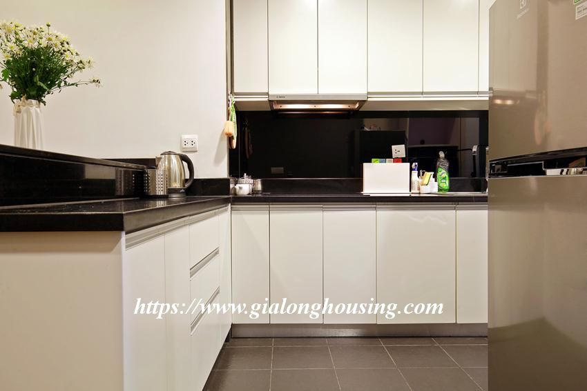 2 bedroom furnished apartment in Lancaster Nui Truc 8