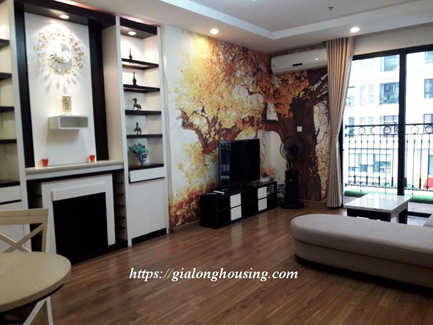 Beautiful fully furnished apartment in Times City 1