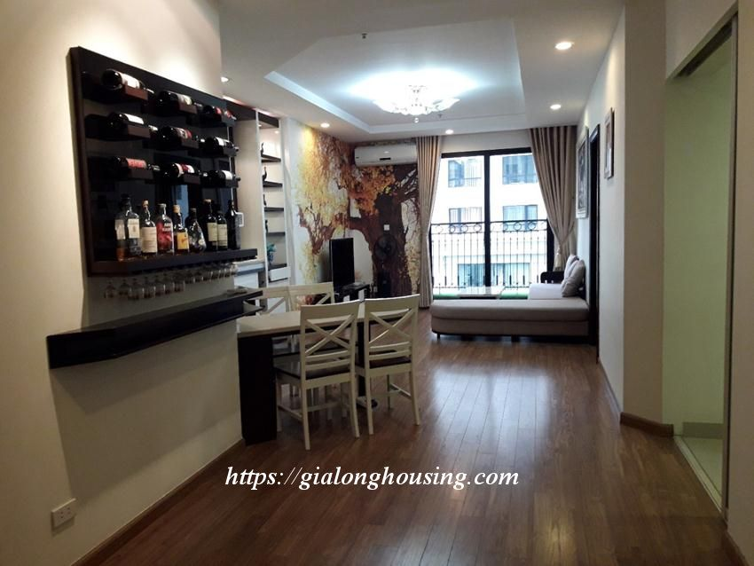 Beautiful fully furnished apartment in Times City 2