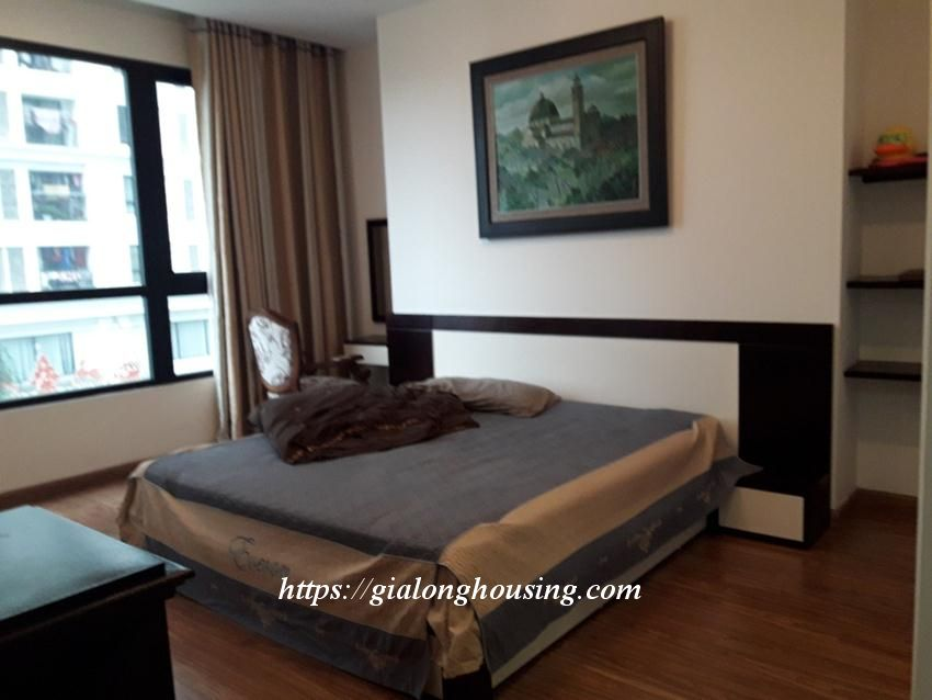 Beautiful fully furnished apartment in Times City 8