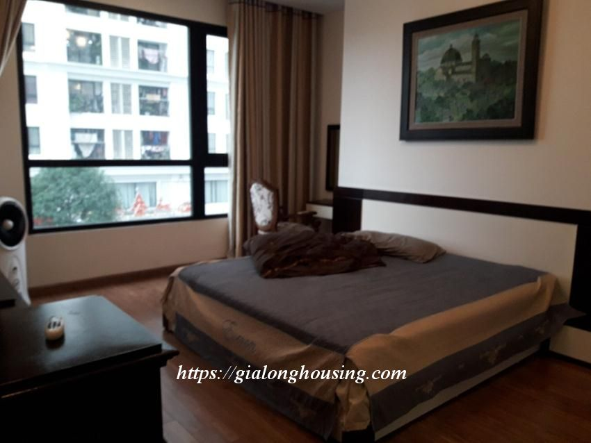 Beautiful fully furnished apartment in Times City 9