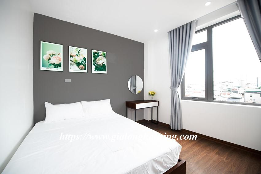 Brand new serviced apartment in Tran Quoc Vuong for rent 7