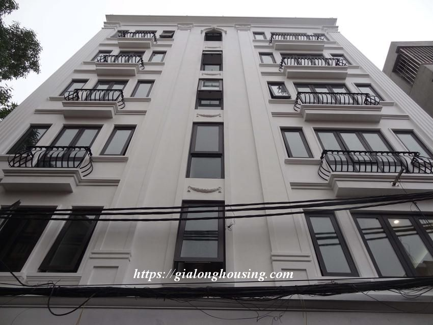 Cozy apartment in Doi Can for rent from today 1