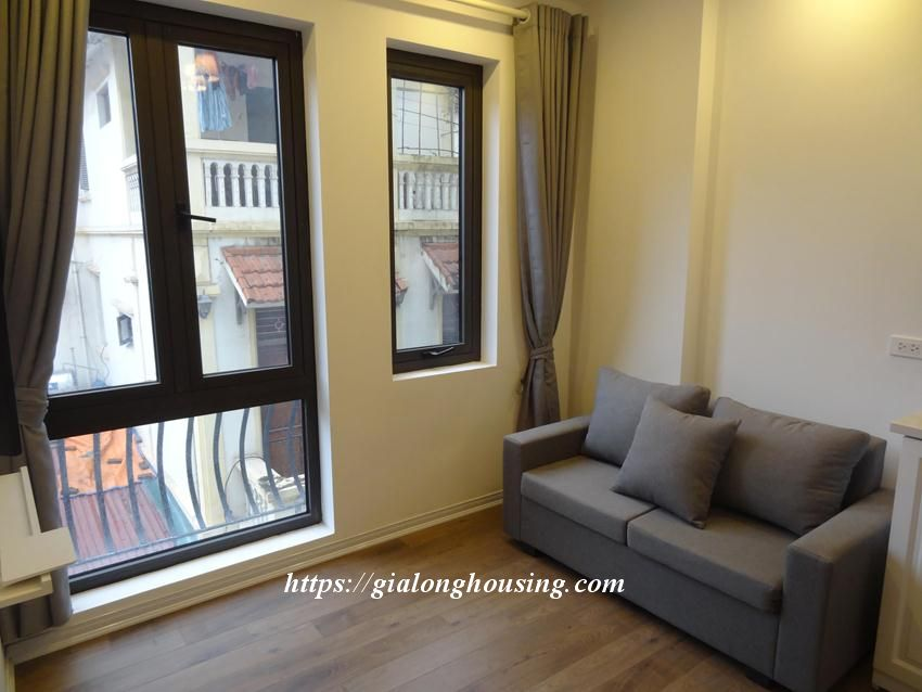Cozy apartment in Doi Can for rent from today 7