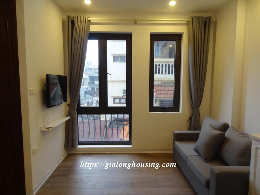 Cozy apartment in Doi Can for rent from today 8