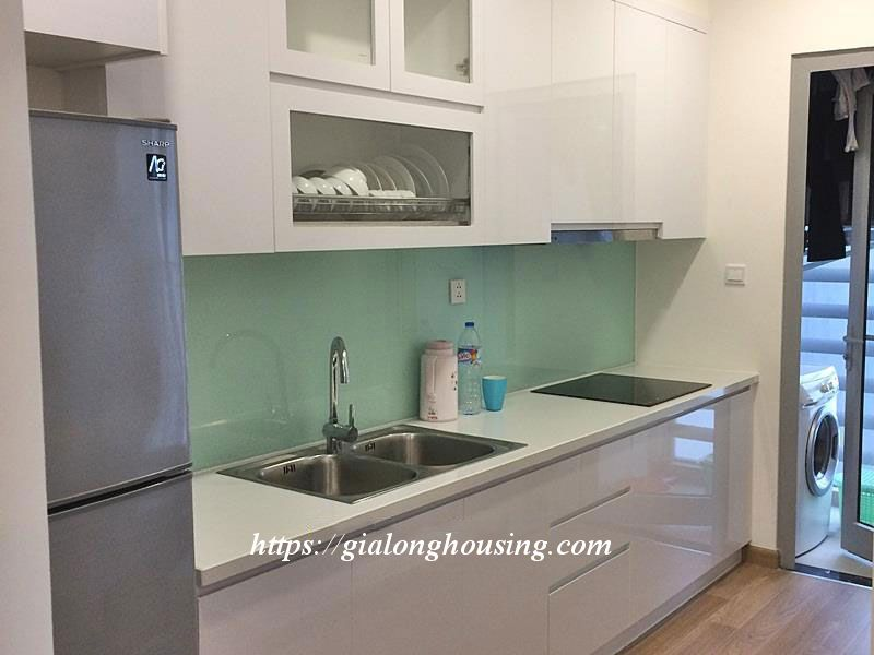 Brand new one bedroom apartment in Gardenia My Dinh 5