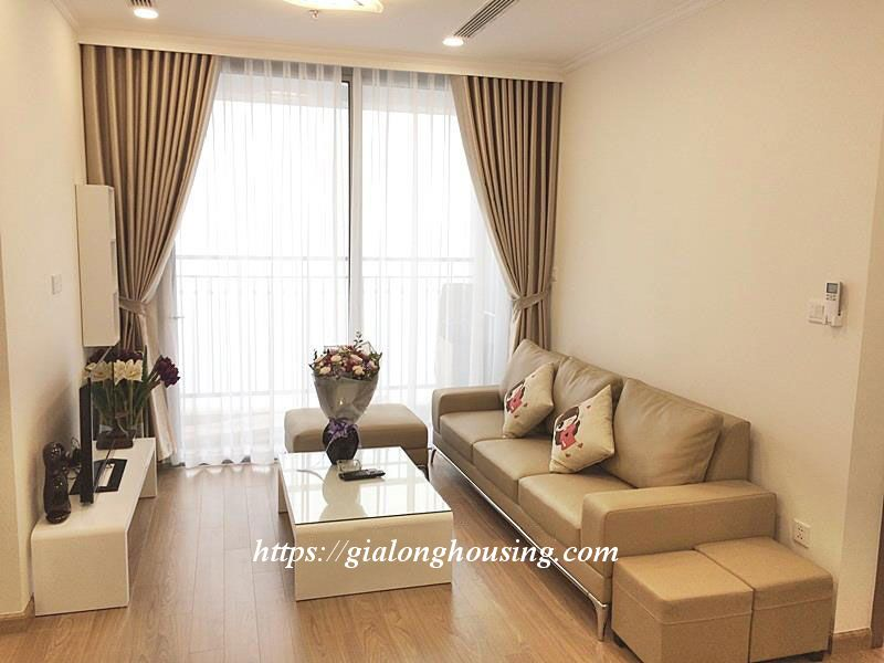 Brand new one bedroom apartment in Gardenia My Dinh 7
