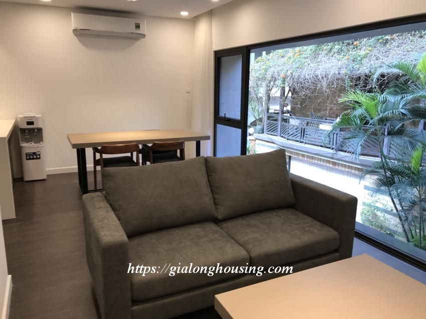 Studio apartment for rent in Tay Ho street: BRAND NEW 4