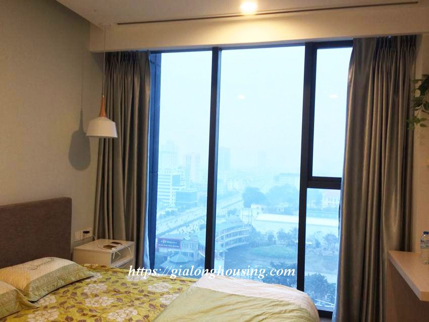 Nice apartment for rent in high floor, Le Trong Tan 14