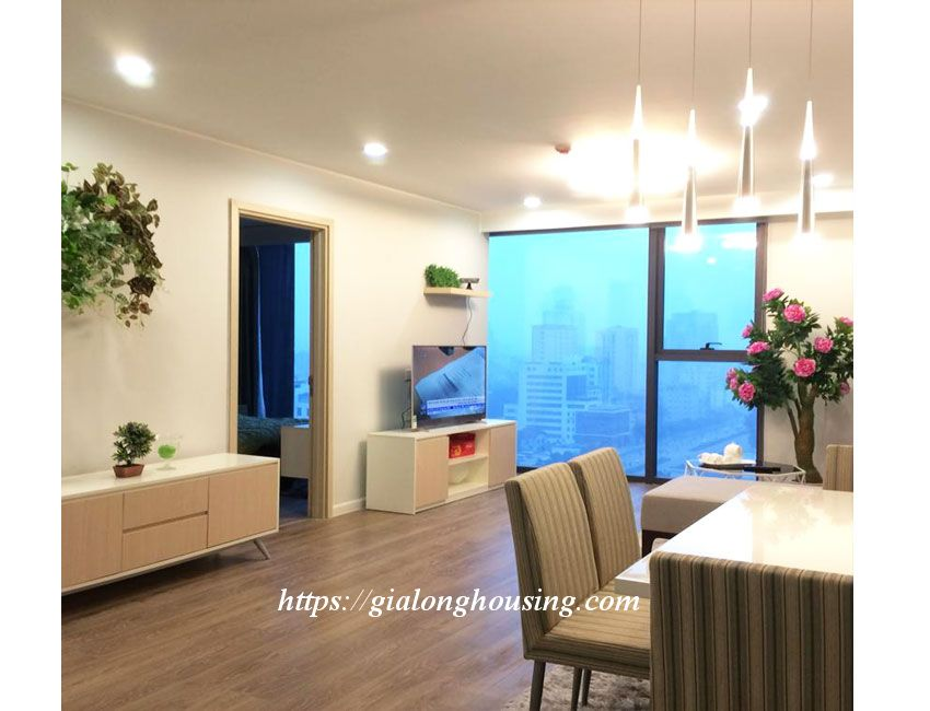 Nice apartment for rent in high floor, Le Trong Tan 3