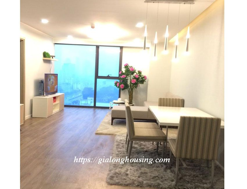 Nice apartment for rent in high floor, Le Trong Tan 4
