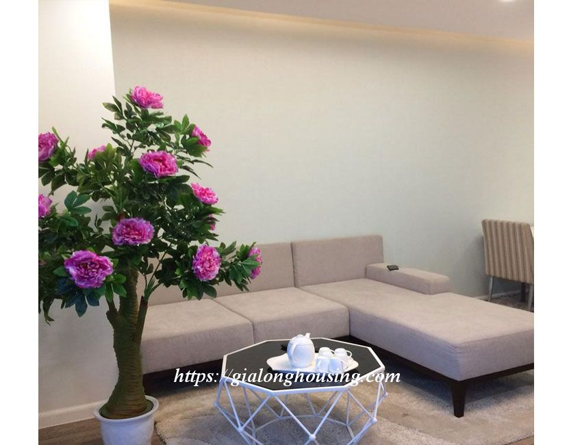 Nice apartment for rent in high floor, Le Trong Tan 7