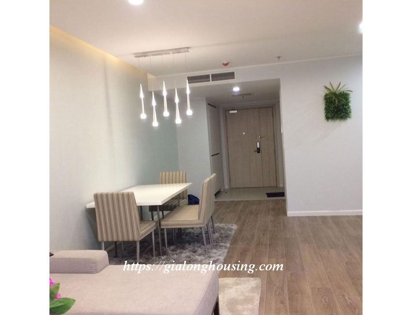 Nice apartment for rent in high floor, Le Trong Tan 8