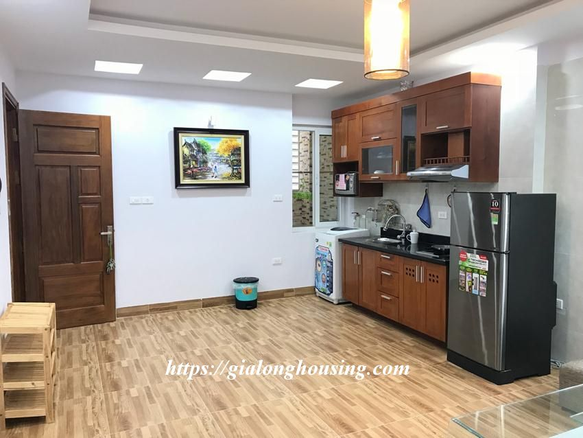 One bedroom apartment in De La Thanh for rent 1
