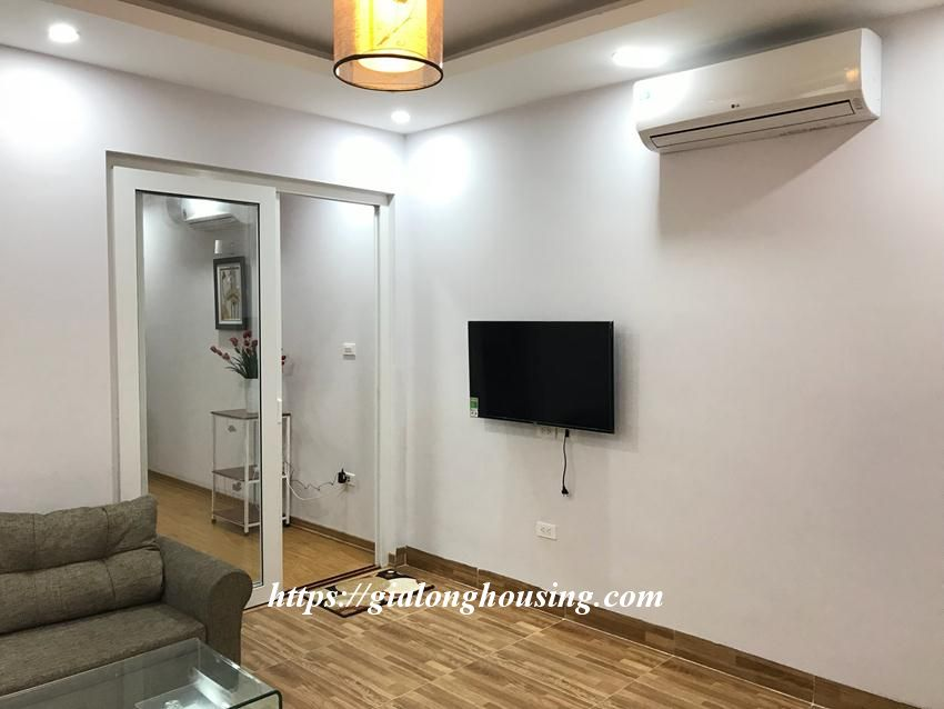 One bedroom apartment in De La Thanh for rent 4