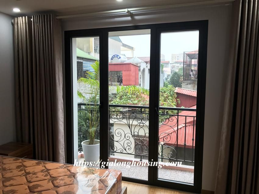 One bedroom apartment in De La Thanh for rent 7