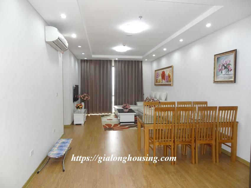 Ha Do Park View 2 bedroom fully furnished apartment for rent 1
