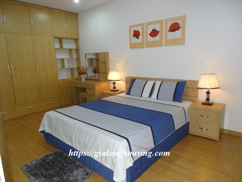 Ha Do Park View 2 bedroom fully furnished apartment for rent 12
