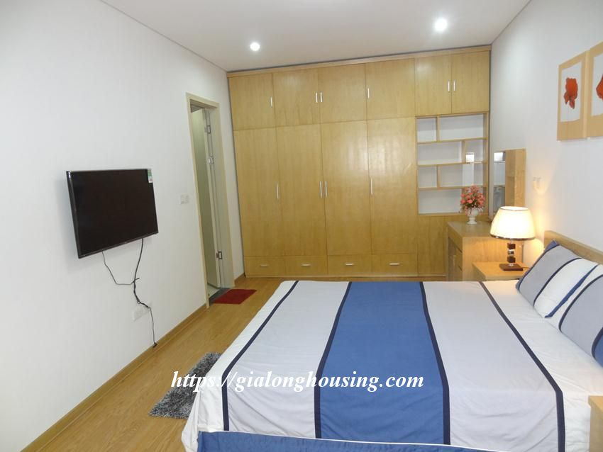 Ha Do Park View 2 bedroom fully furnished apartment for rent 13