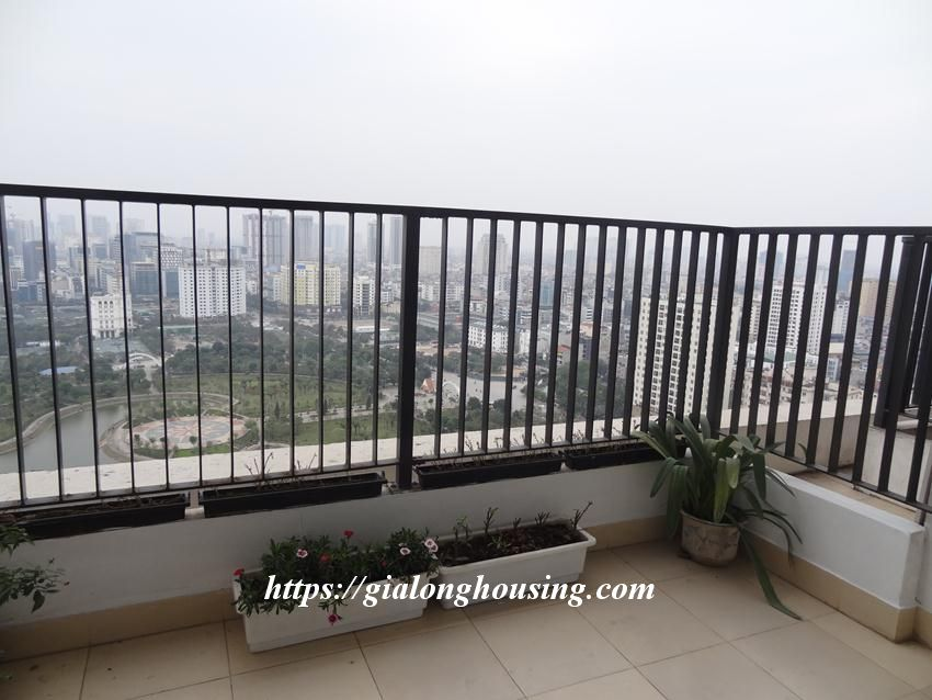 Ha Do Park View 2 bedroom fully furnished apartment for rent 17