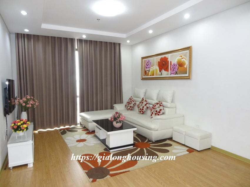 ... Ha Do Park View 2 Bedroom Fully Furnished Apartment For Rent 2 ...