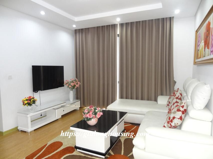 Ha Do Park View 2 bedroom fully furnished apartment for rent 3