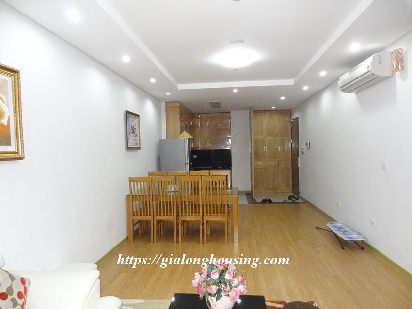 Ha Do Park View 2 bedroom fully furnished apartment for rent 4