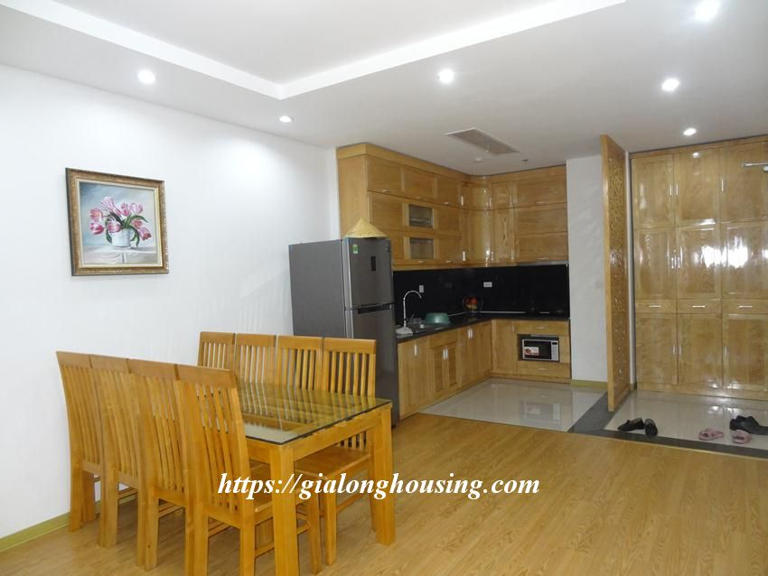 Ha Do Park View 2 bedroom fully furnished apartment for rent 5
