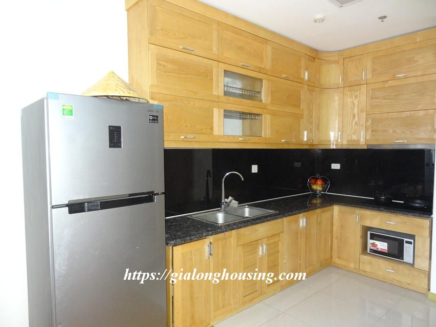 Ha Do Park View 2 bedroom fully furnished apartment for rent 6