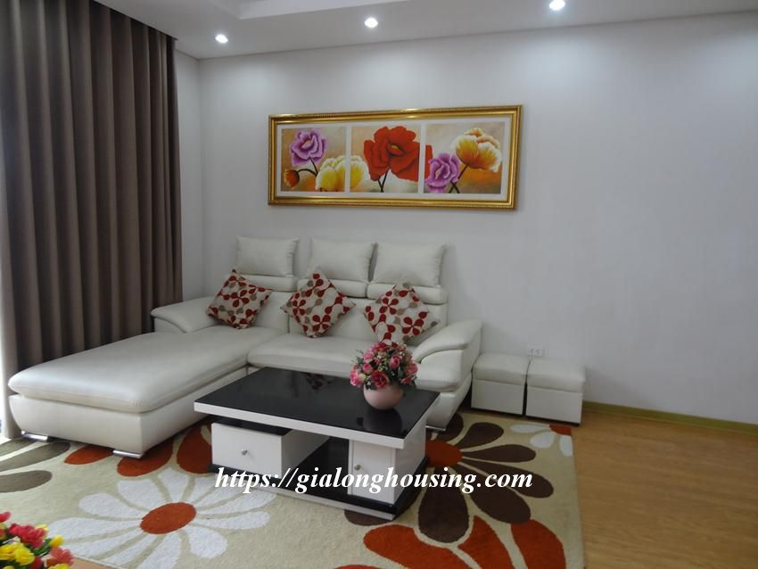 Ha Do Park View 2 bedroom fully furnished apartment for rent 7
